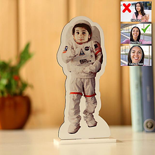 Online Personalised Astronaut Caricature:Send Caricatures