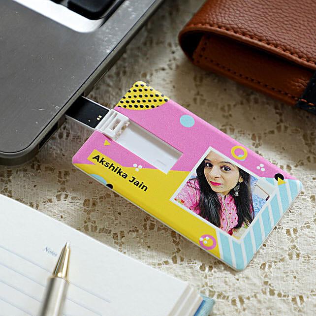 customised pen drive online:Personalised Gadgets