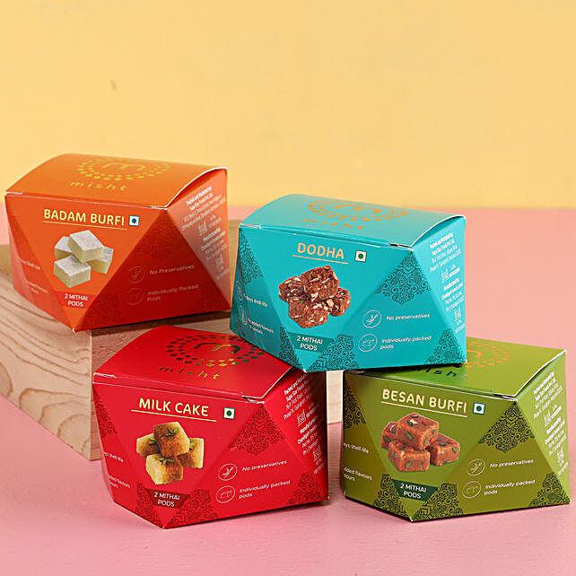 Mini Boxes Of Misht Sweets