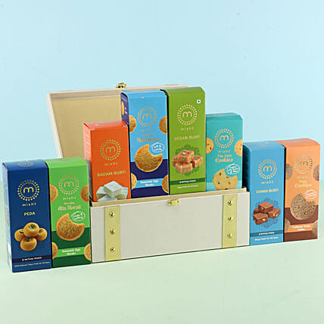 Misht Festive Sweets Gift Box
