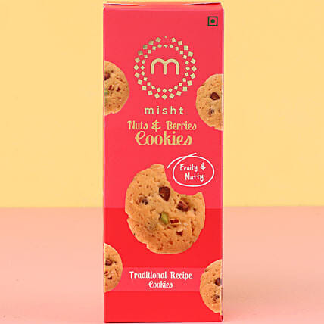 Misht Nuts Berries Cookies