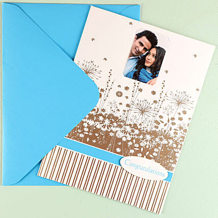 Online Congratulations Greeting Card