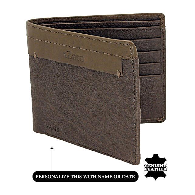 Buy Online Bi-Fold Wallet:Personalised Handbags and Wallets