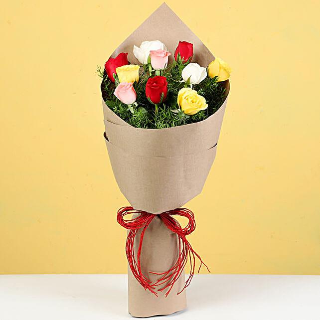 mix floral bouquet online