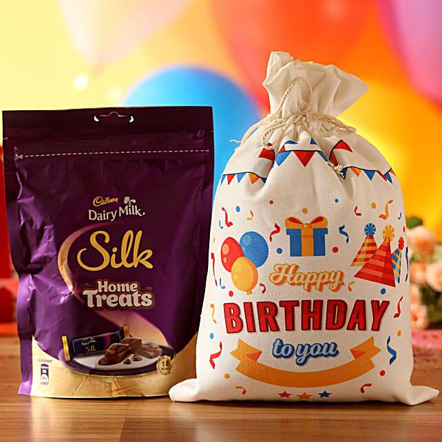Birthday Wishes Silk Treats