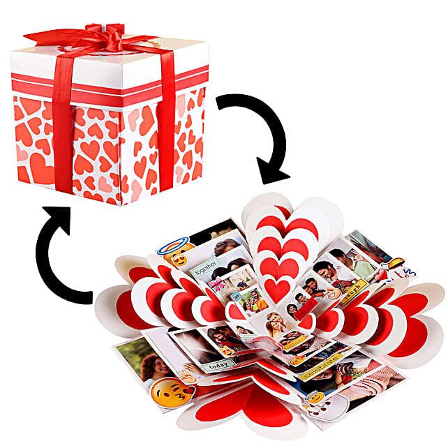 Hearty Memories Explosion Box