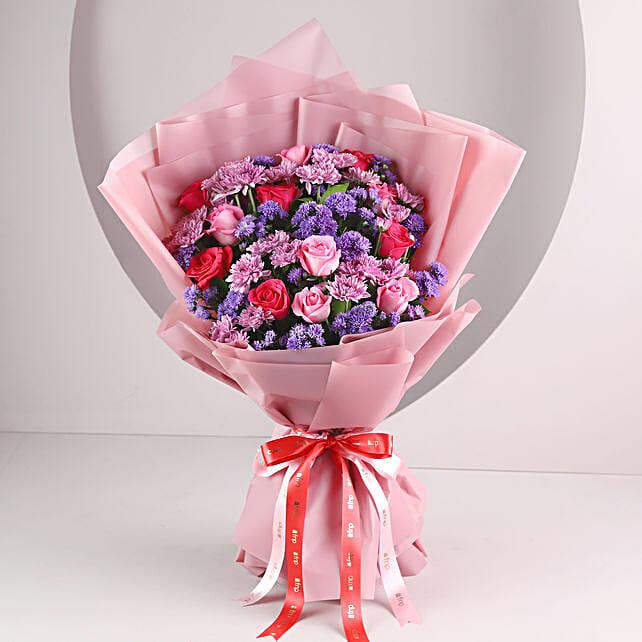 Online Mix Bouquet