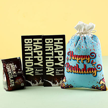 Amul Birthday Special Combo