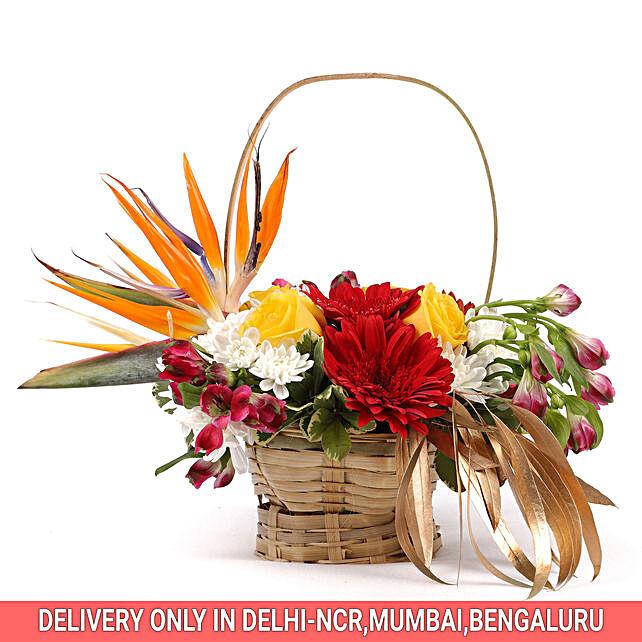 Mixed Flower Arrangmnet Online