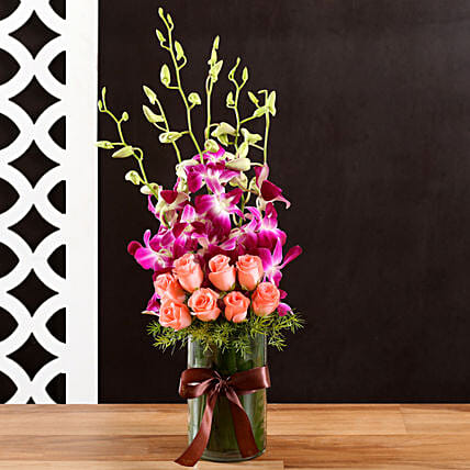 Online Rose and Orchids