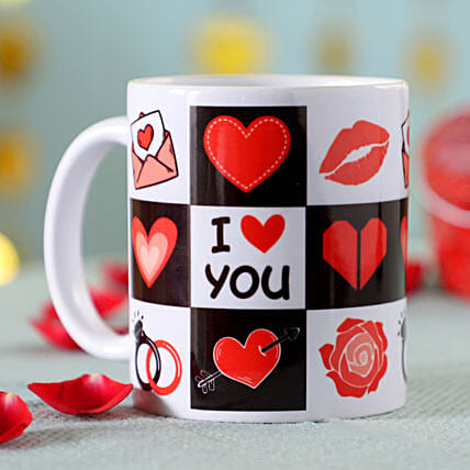 Printed Mug Online For Her