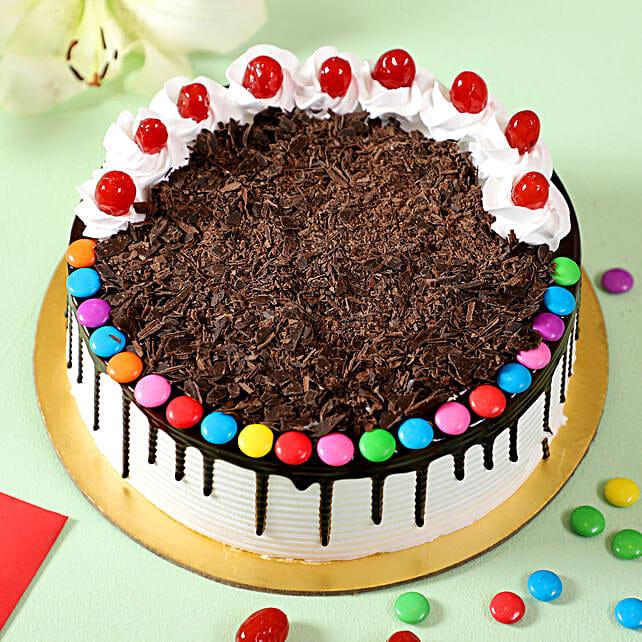 online black forest gems cake