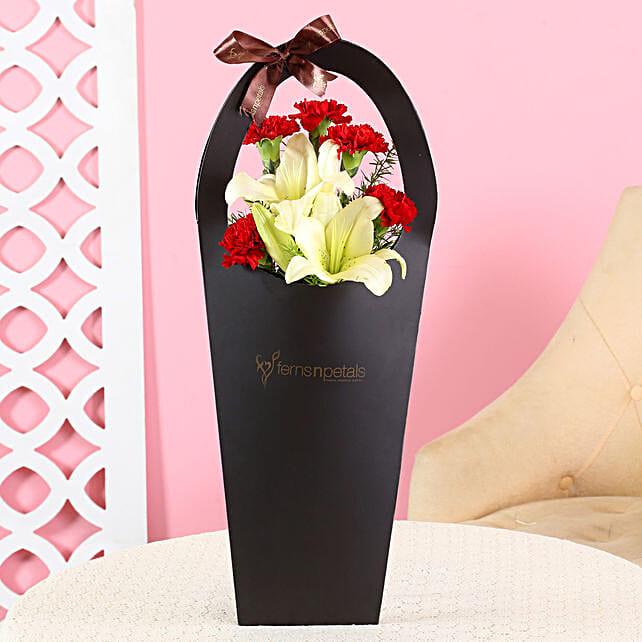 elegant flower arrangement online