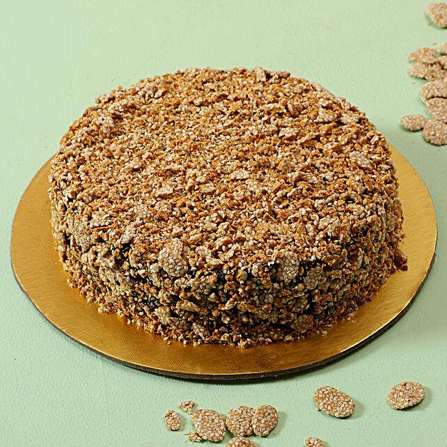 Rich Rewri Cake Online:Send Gifts for Lohri