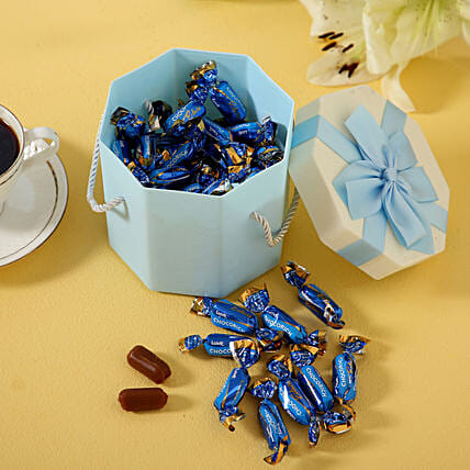 Beautiful Chocolate Bag for Her