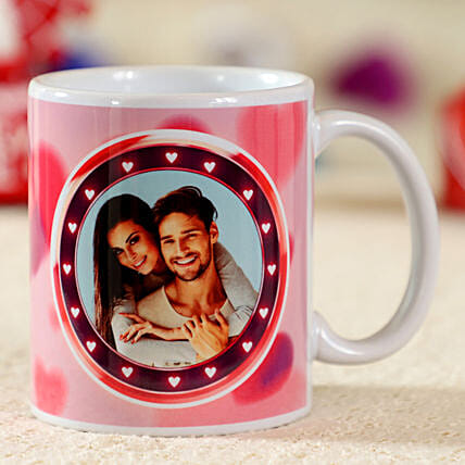 Lovey Dovey Personalised Mug