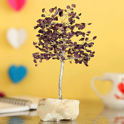 best home decor stone wish tree for him