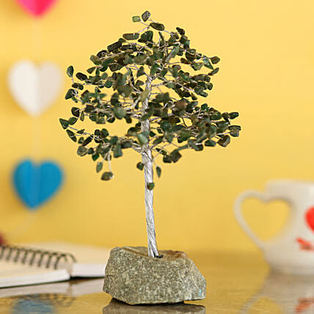 Wish Tree- Green Aventurine online