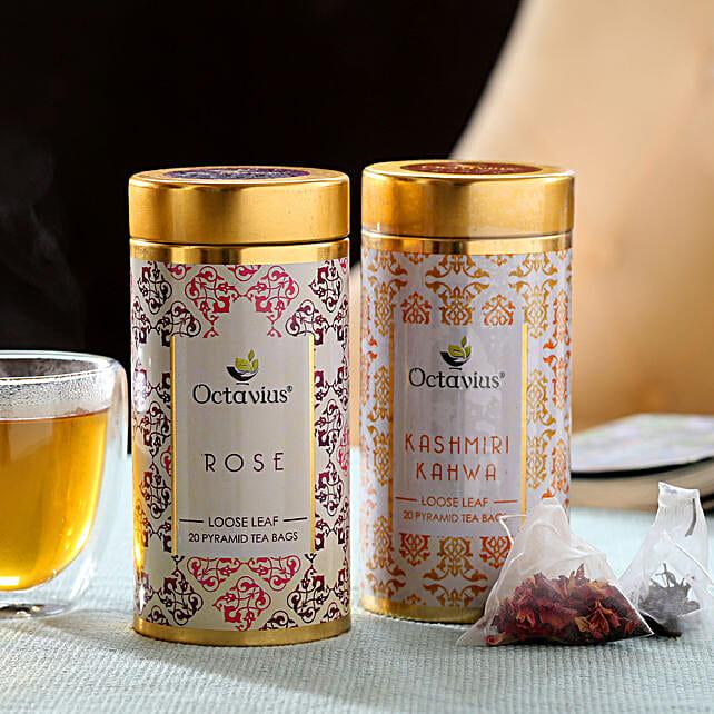 Premium Green Tea Hamper Online