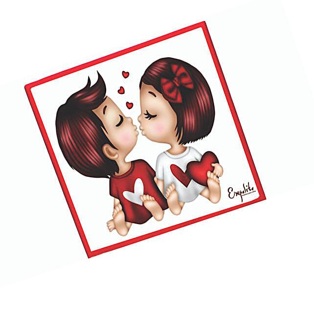 kiss day chocolates