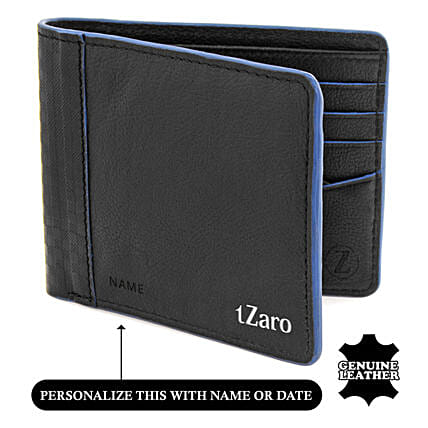 Send Online Men's Bi-Fold Wallet