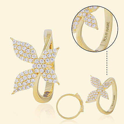 Butterfly Ring Online