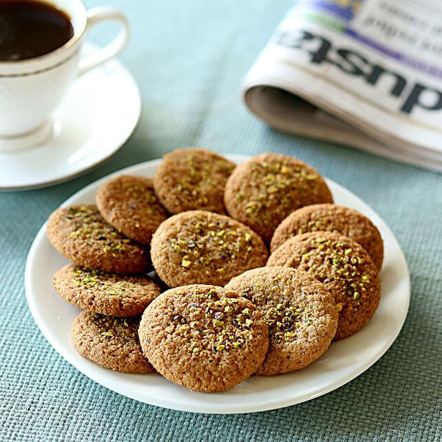 Online Kaju Pista Sugar Free Cookie