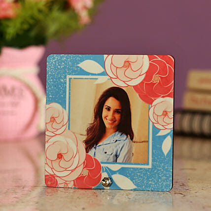 photo printed table top for womens day:Table tops Gifts