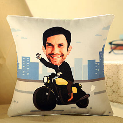 Online Photo Cushion For Him