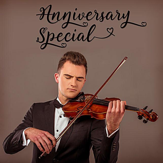 Happy Anniversary Romantic Tune