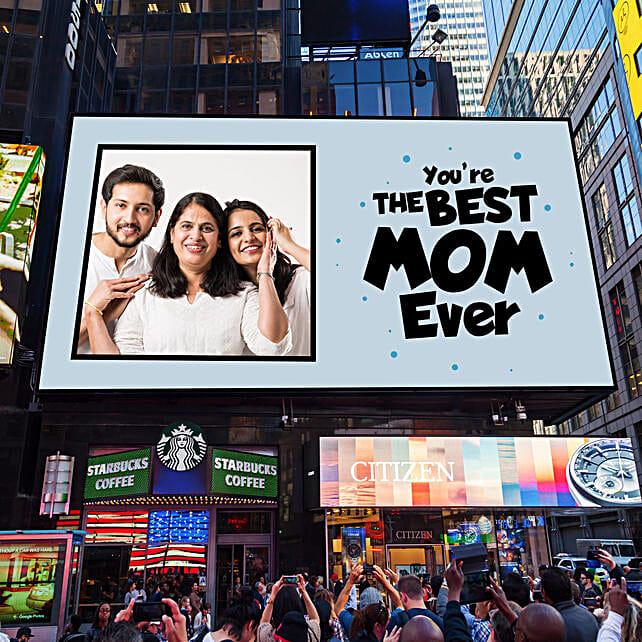 Online Billboard For Mom