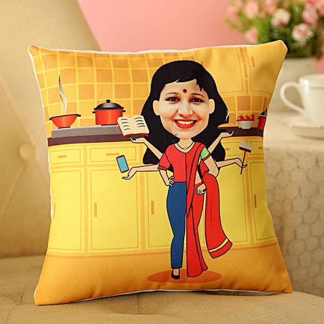 Online Mordern Mom Cushion