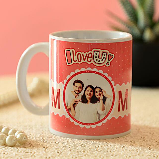 Lovely Mom Mug