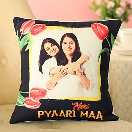 Online Mom And Daughter Cushion