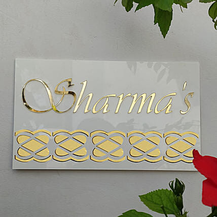 Personalised Name Plate Online:Personalised Name Plates