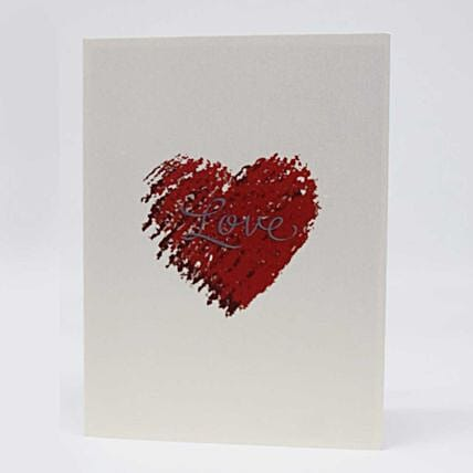 couple pop up greeting card