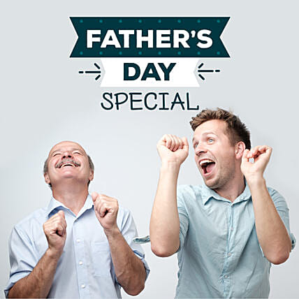 Father's Day Special Dance Session On Video Call