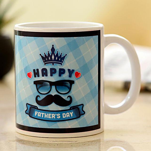 printed mug for fathers day