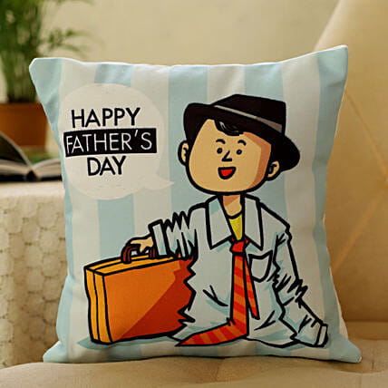cushion for dad on fathers day