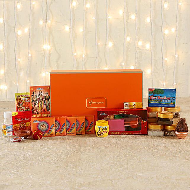 Puja Samagri Box For Navratri Online