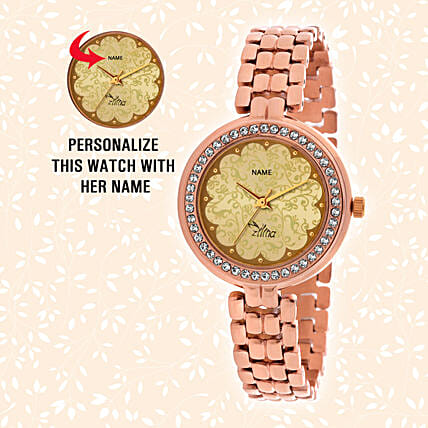 online rose gold watch