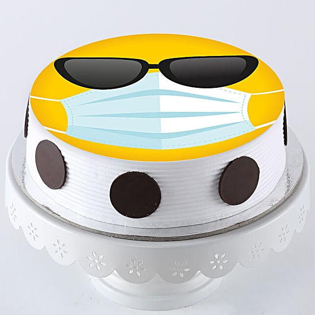 Quarantine Special Cake Online