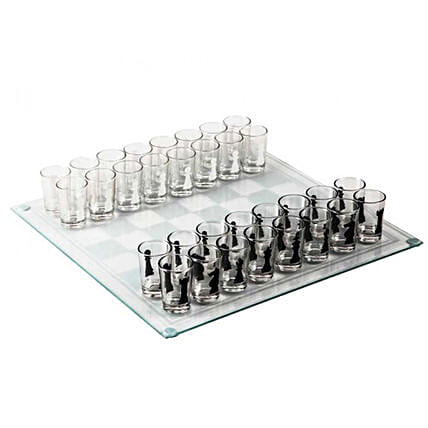 Chess Drinking Game Set:Gifts for Sports-lovers