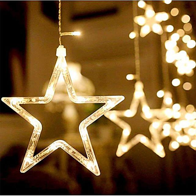 Star Curtain Lights:Lighting Accessories