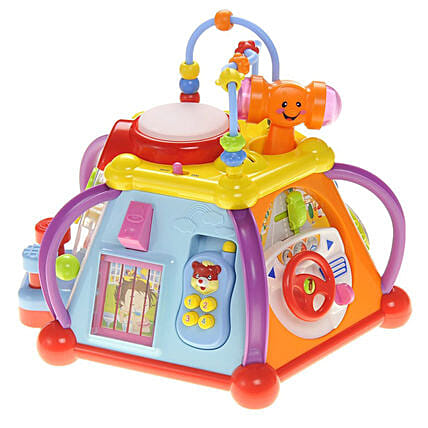 Musical Baby Cube Play Centre Online