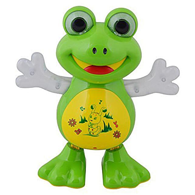 Dancing Frog Online For Kids
