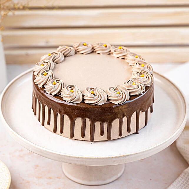 online chocolate fudge cake