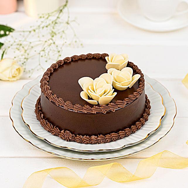 flower design cake online