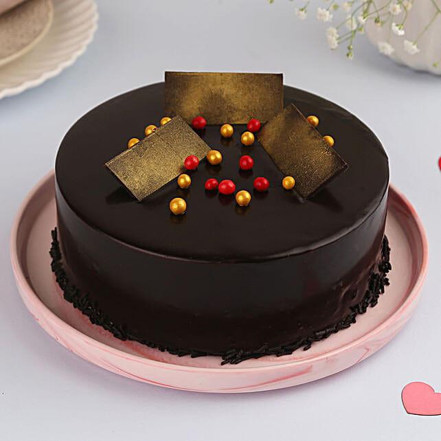 truffle cream cake online