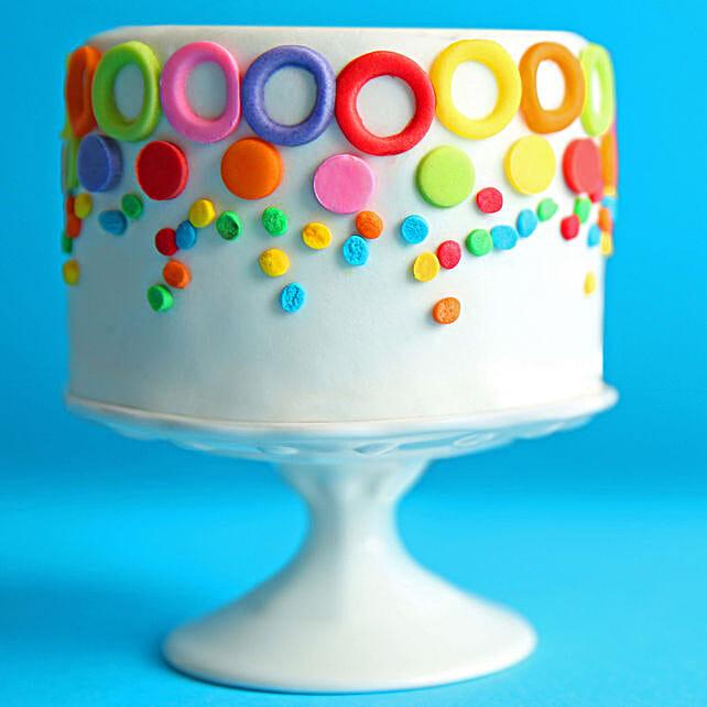 Designer Fondant Cake Online